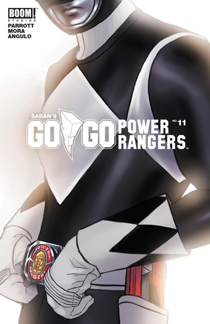 GoGoPowerRangers_011_C_Ranger ComicList: BOOM! Studios New Releases for 07/04/2018