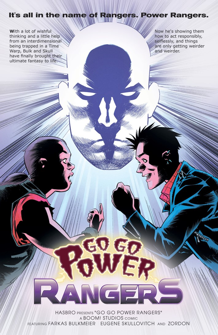 GoGoPowerRangers_017_D_MoviePoster ComicList Previews: SABAN'S GO GO POWER RANGERS #17