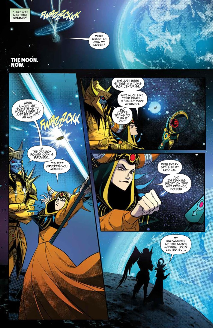 GoGoPowerRangers_017_PRESS_6 ComicList Previews: SABAN'S GO GO POWER RANGERS #17