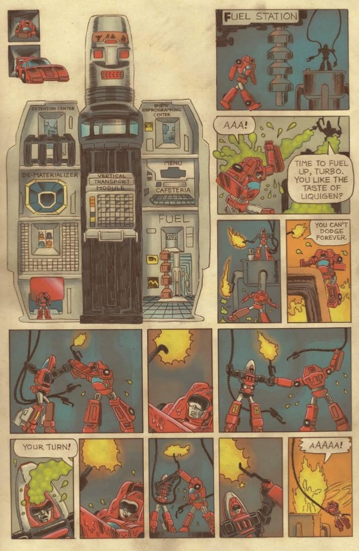 Go_Bots_05-pr-4 ComicList Previews: GO-BOTS #5