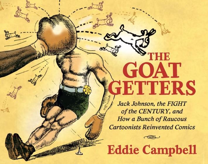 GoatGetters-pr-1 ComicList Previews: THE GOAT GETTERS HC