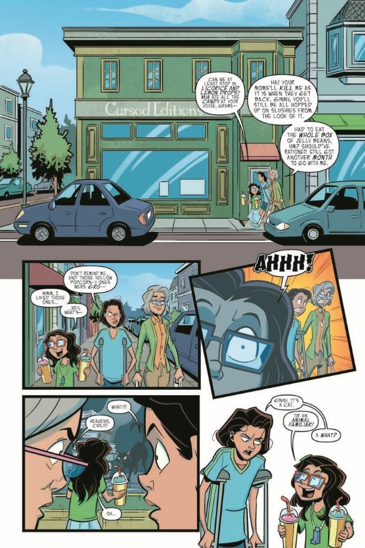 Goosebumps_MaM_TPB-pr-6 ComicList Previews: GOOSEBUMPS MONSTERS AT MIDNIGHT HC