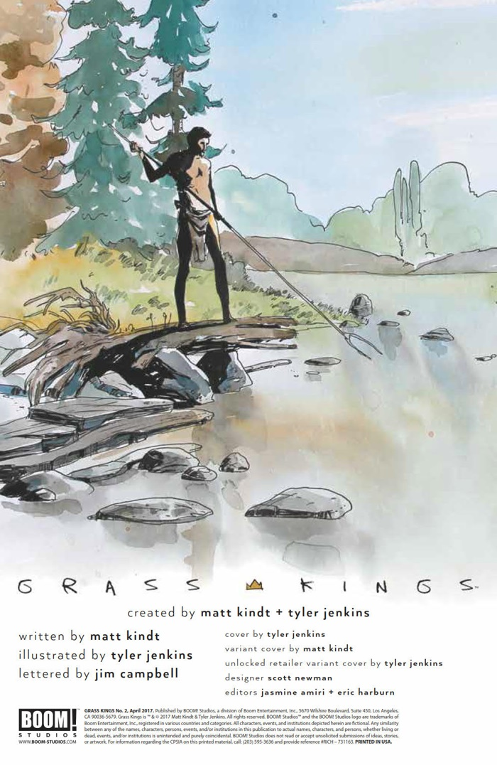 GrassKings_002_PRESS_2 ComicList Preview: GRASS KINGS #2