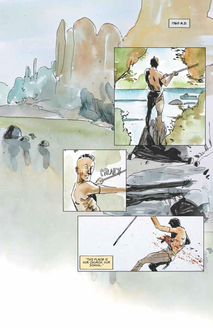 GrassKings_002_PRESS_3 ComicList Preview: GRASS KINGS #2