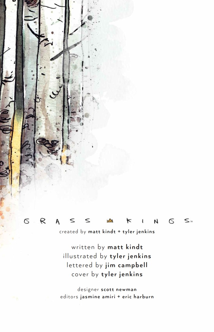 GrassKings_v1_HC_PRESS_9 ComicList Previews: GRASS KINGS VOLUME 1 HC