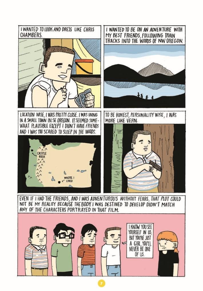 Gumball_TPB-pr-4 ComicList Previews: GUMBALLS GN
