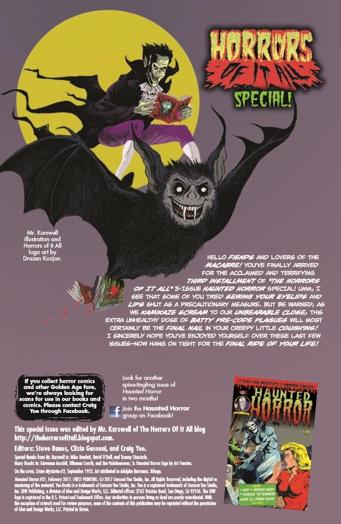 HH_27-pr-2 ComicList Preview: HAUNTED HORROR #27