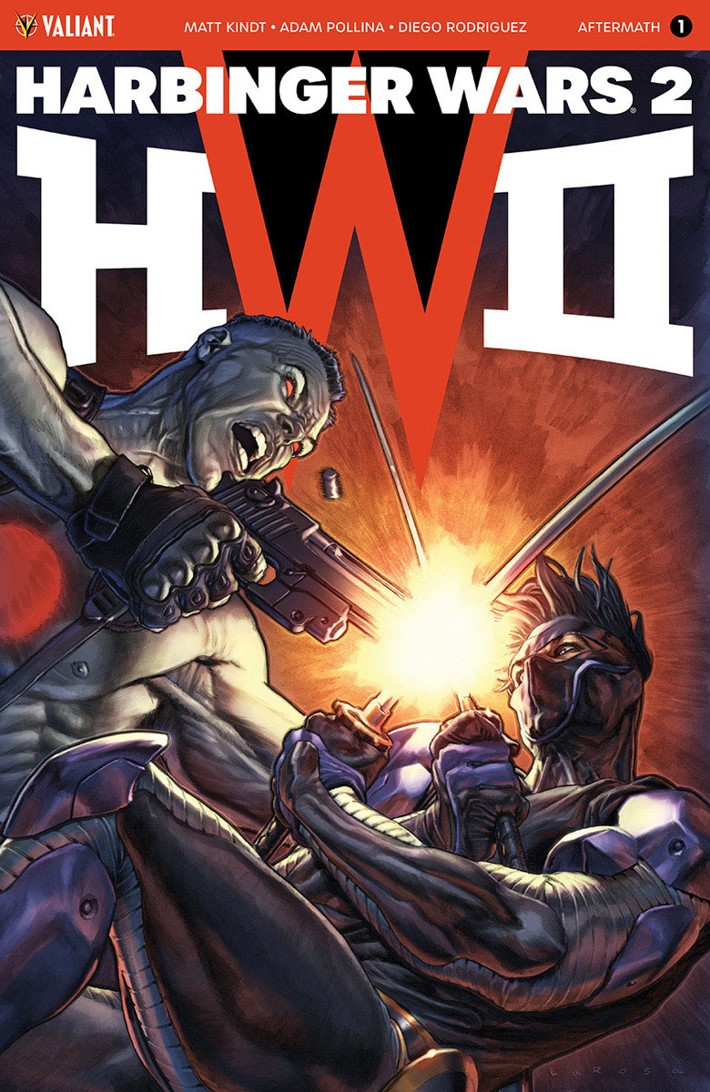 HW2_AFTERMATH_001_COVER-B_LAROSA ComicList Previews: HARBINGER WARS 2 AFTERMATH #1