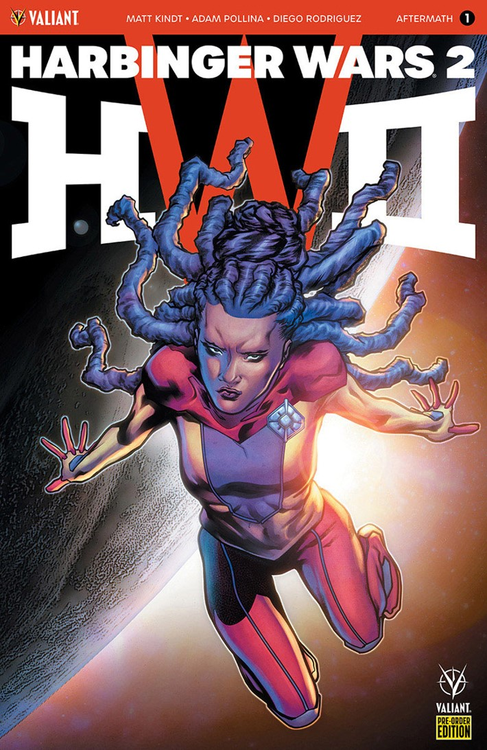 HW2_AFTERMATH_001_PRE-ORDER_EVANS ComicList Previews: HARBINGER WARS 2 AFTERMATH #1