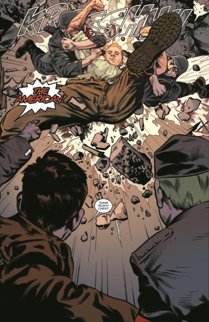 HalfPastDanger_v2_TPB-pr-7 ComicList Previews: HALF PAST DANGER DEAD TO REICHS HC