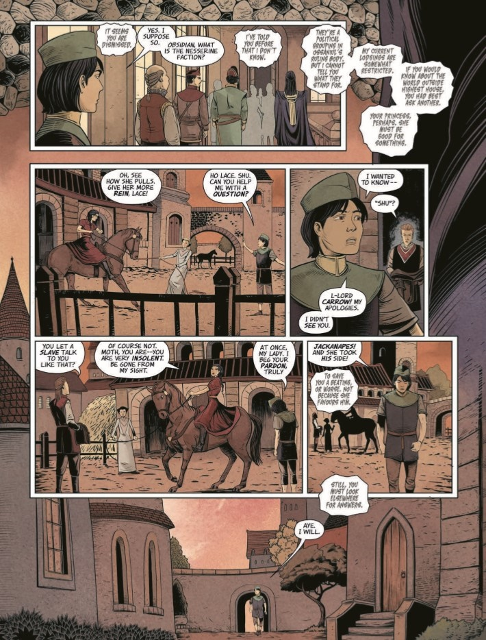 Highest_House_05-pr-7 ComicList Previews: THE HIGHEST HOUSE #5