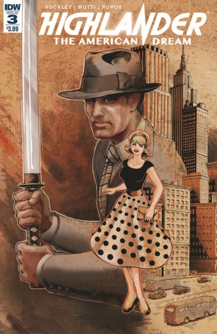 Highlander_AD_03-pr-1 ComicList Preview: HIGHLANDER THE AMERICAN DREAM #3