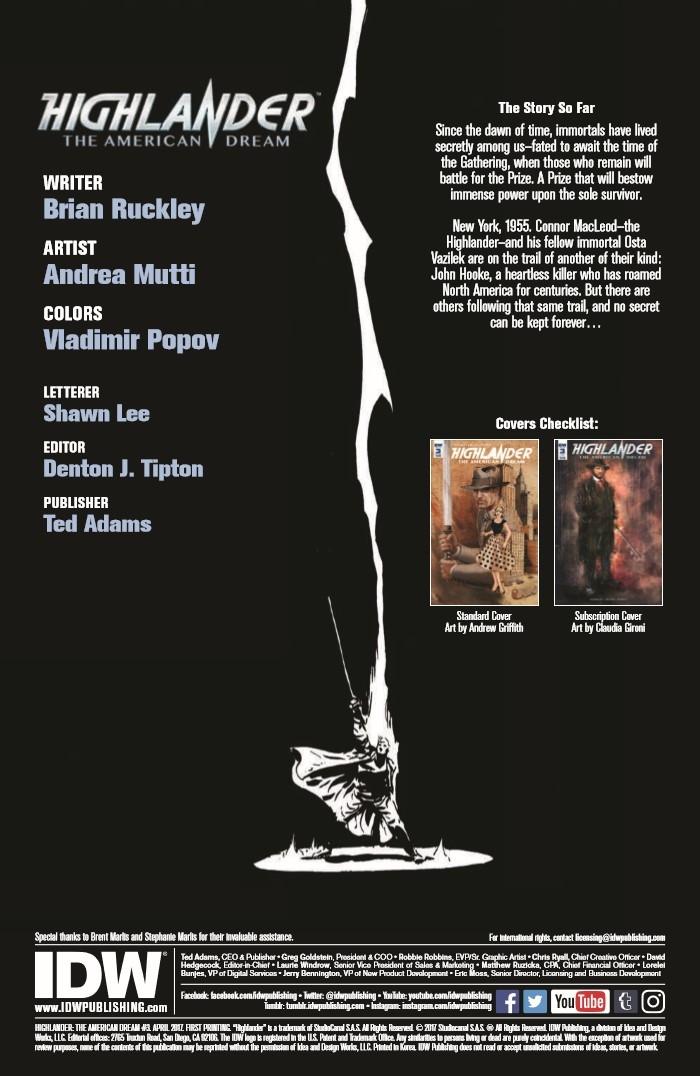 Highlander_AD_03-pr-2 ComicList Preview: HIGHLANDER THE AMERICAN DREAM #3