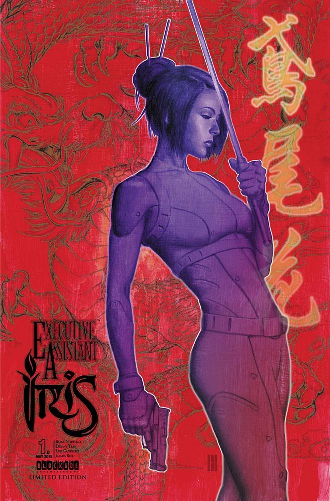 IRV5-01c-Choi_1 ComicList Previews: EXECUTIVE ASSISTANT IRIS VOLUME 5 #1