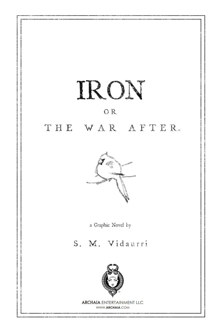 IronOrTheWarAfter_HC_PRESS_2 ComicList Previews: IRON OR THE WAR AFTER GN