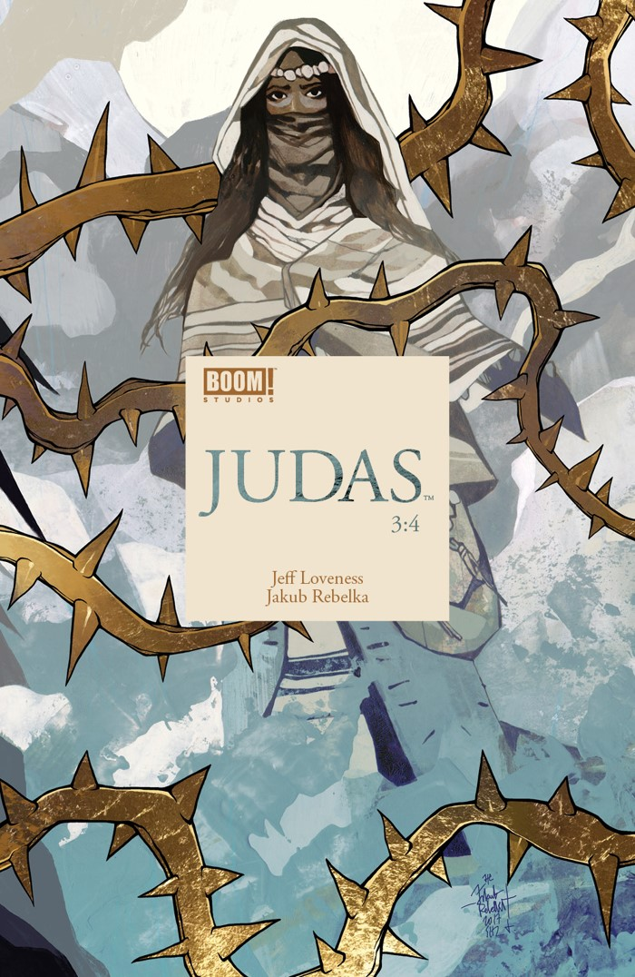 Judas_003_A_Main ComicList Previews: JUDAS #3