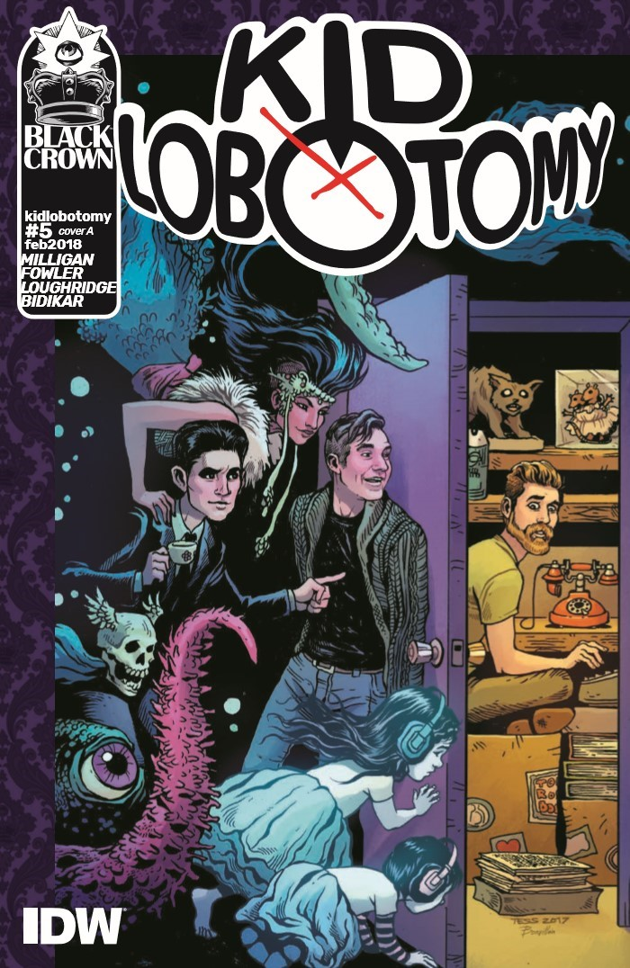 KidLobotomy_05-pr-1 ComicList Previews: KID LOBOTOMY #5