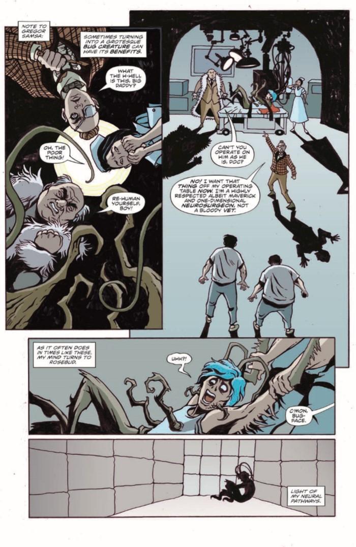 KidLobotomy_05-pr-3 ComicList Previews: KID LOBOTOMY #5