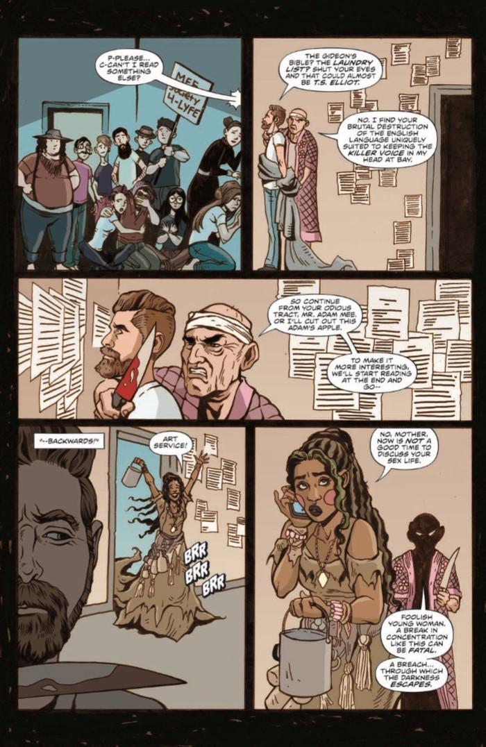 KidLobotomy_05-pr-5 ComicList Previews: KID LOBOTOMY #5