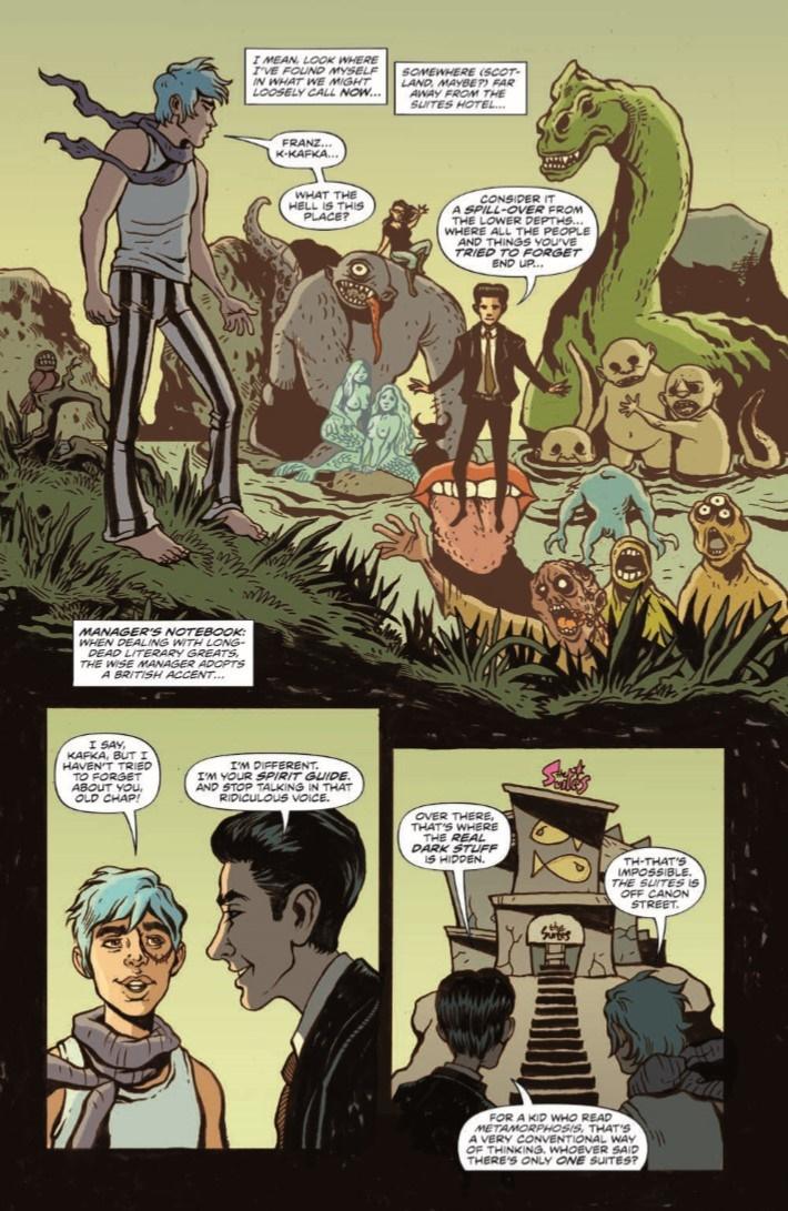 KidLobotomy_06-pr-6 ComicList Previews: KID LOBOTOMY #6
