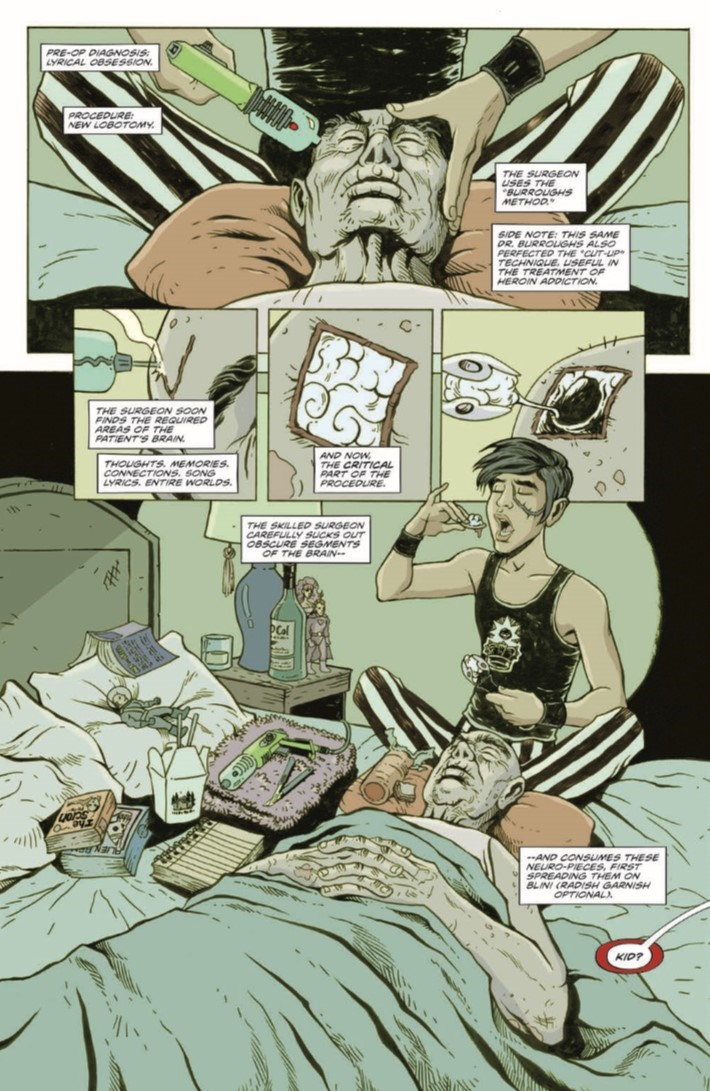 KidLobotomy_vol01-pr-4 ComicList Previews: KID LOBOTOMY VOLUME 1 TP