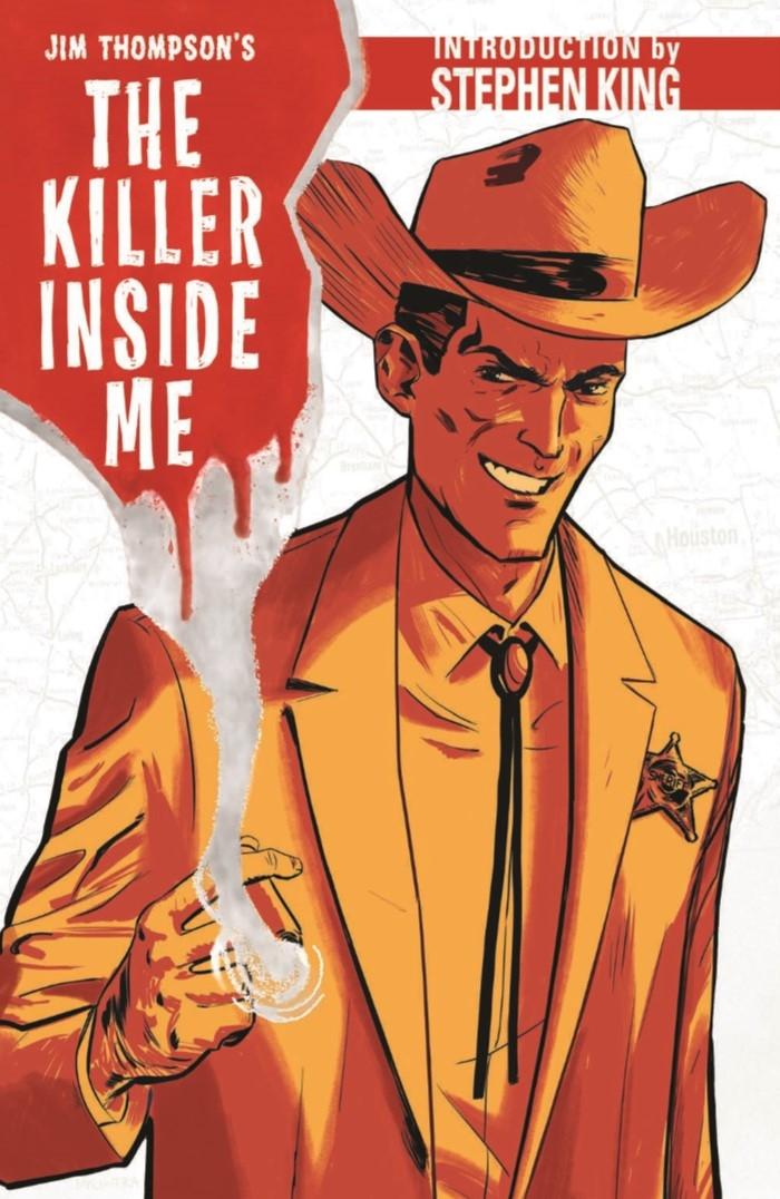 KillerInsideMe_TPB-pr-1 ComicList Preview: JIM THOMPSON'S THE KILLER INSIDE ME TP