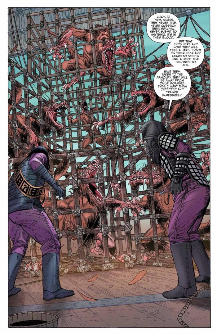 KongPOTA_004_PRESS_7 ComicList Previews: KONG ON THE PLANET OF THE APES #4