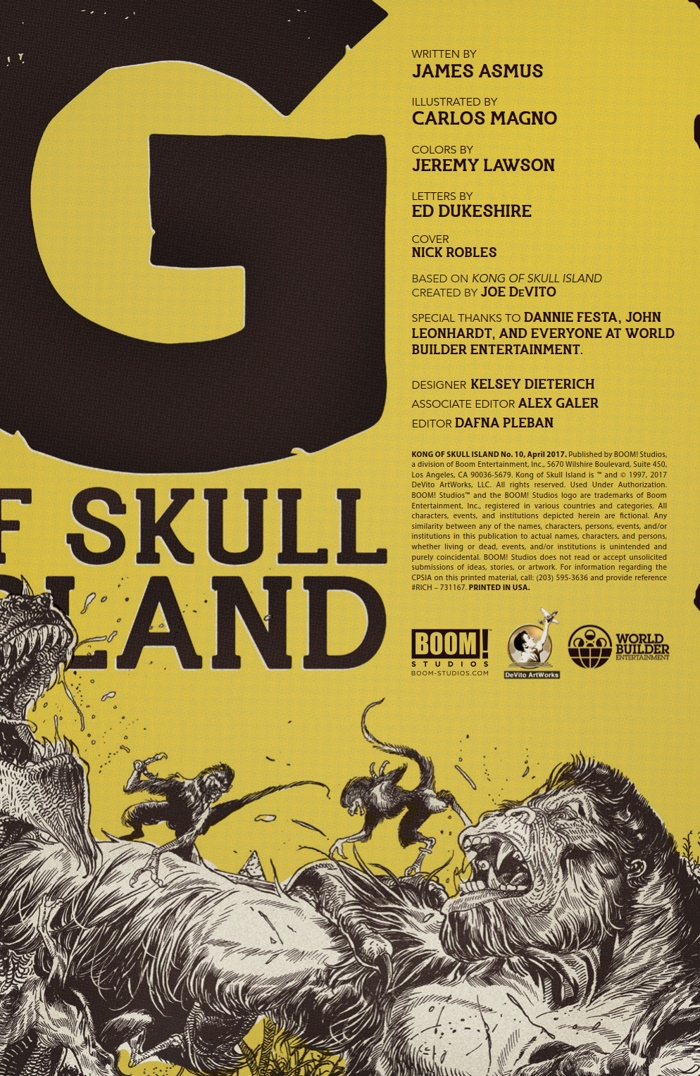 KongSkullIsland_010_PRESS_2 ComicList Preview: KONG OF SKULL ISLAND #10