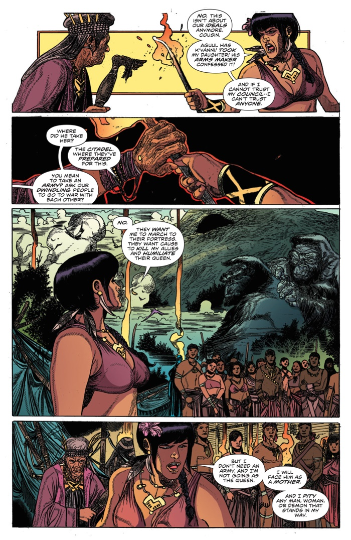 KongSkullIsland_010_PRESS_7 ComicList Preview: KONG OF SKULL ISLAND #10