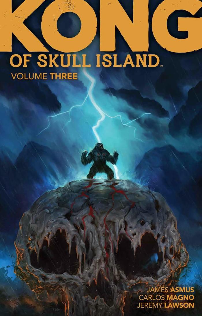 KongSkullIsland_v3_PRESS_1 ComicList Previews: KONG OF SKULL ISLAND VOLUME 3 TP