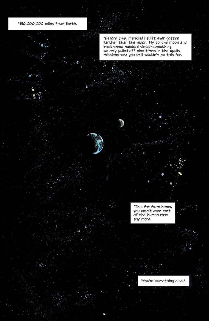LETTER44-V1-$10-TPB-MARKETING_Preview-2 ComicList Preview: LETTER 44 VOLUME 1 ESCAPE VELOCITY TP (SQUARE ONE EDITION)