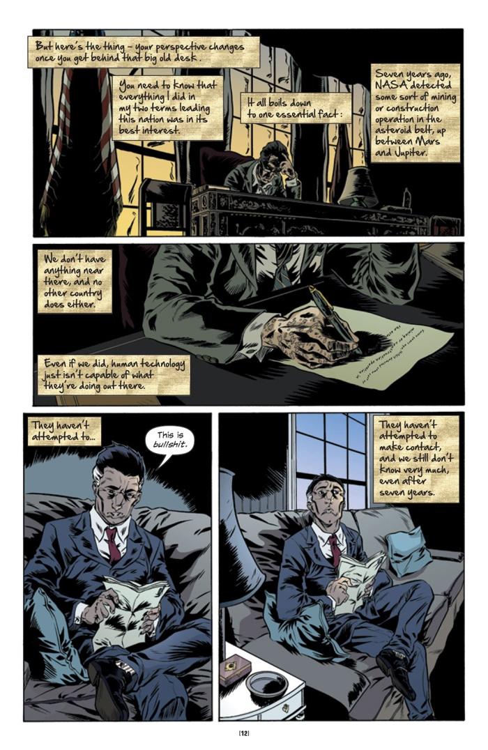 LETTER44-V1-$10-TPB-MARKETING_Preview-7 ComicList Preview: LETTER 44 VOLUME 1 ESCAPE VELOCITY TP (SQUARE ONE EDITION)