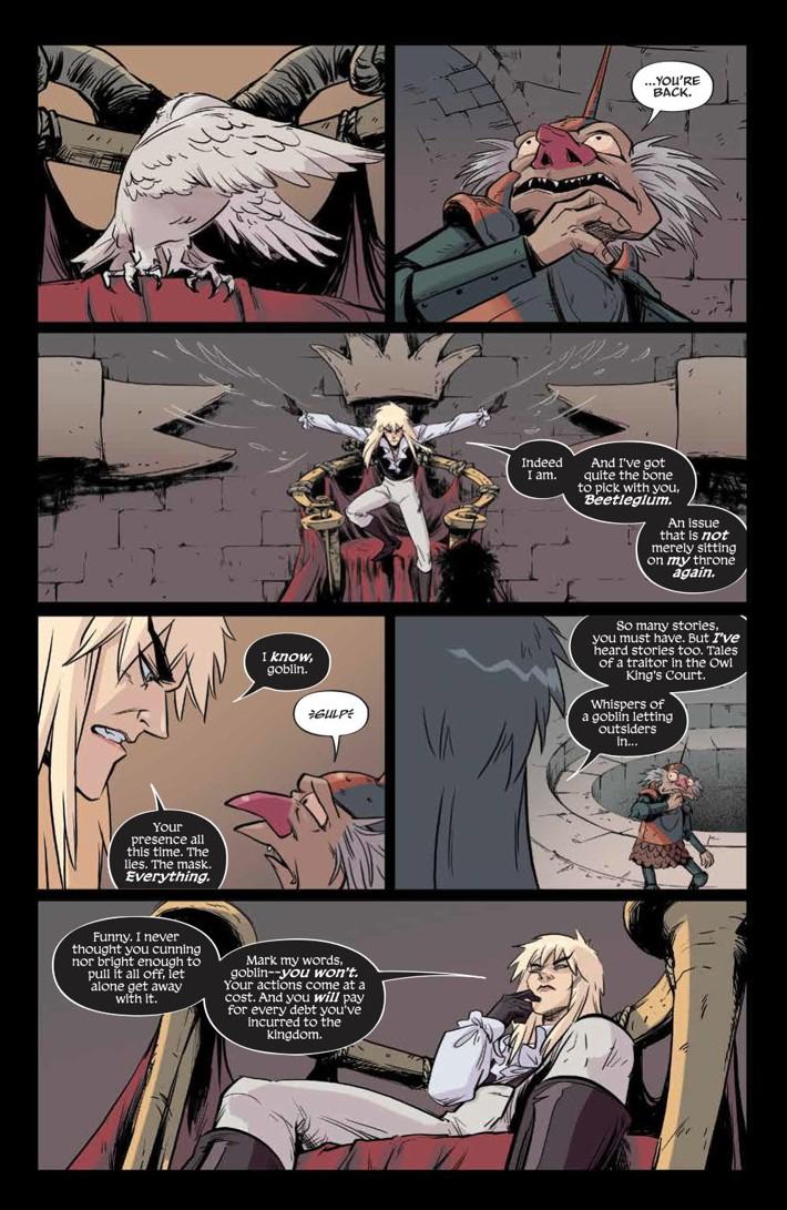 LabyrinthCoronation_012_PRESS_4 ComicList Previews: JIM HENSON'S LABYRINTH CORONATION #12