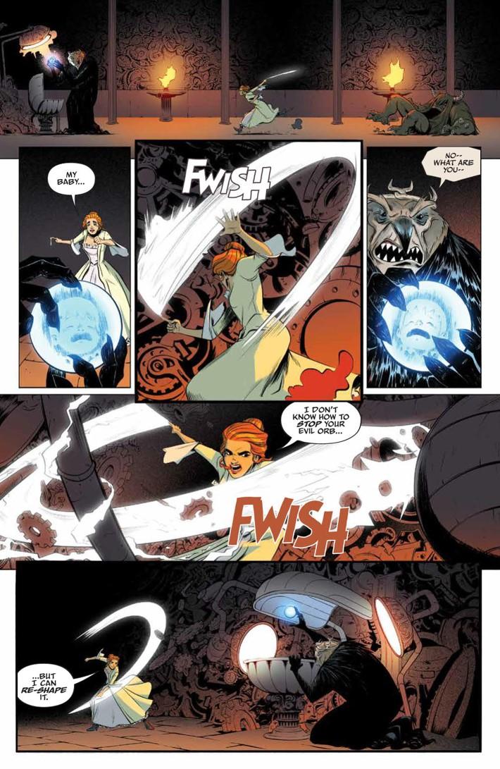 LabyrinthCoronation_012_PRESS_7 ComicList Previews: JIM HENSON'S LABYRINTH CORONATION #12