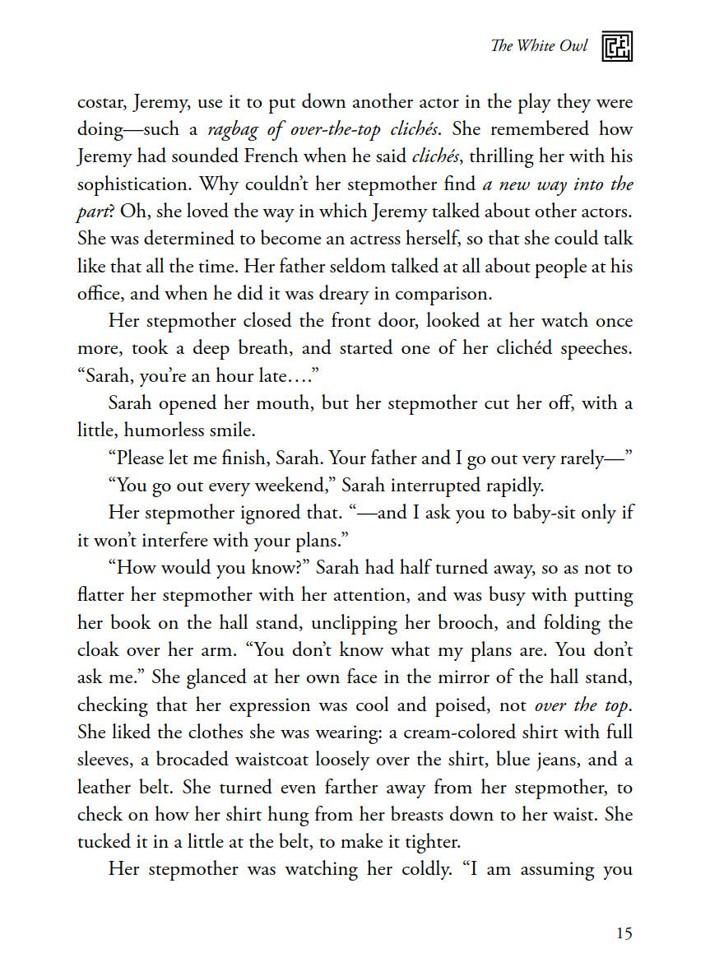 Labyrinth_Novelization_SC_PRESS_17 ComicList Previews: JIM HENSON'S LABYRINTH THE NOVELIZATION SC