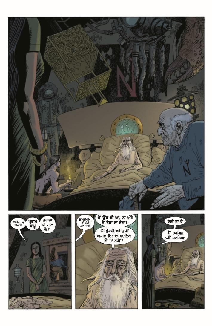 ComicList Previews: THE LEAGUE OF EXTRAORDINARY GENTLEMEN VOLUME 3 CENTURY TP