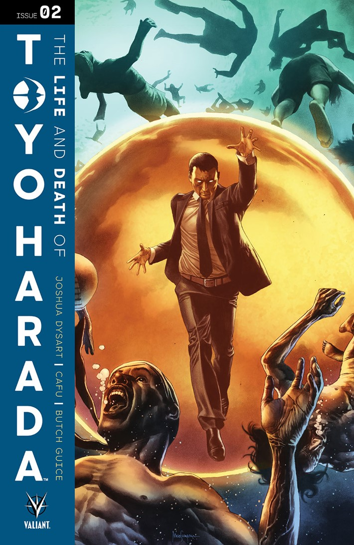 LifeDeathHarada02A ComicList Previews: THE LIFE AND DEATH OF TOYO HARADA #2