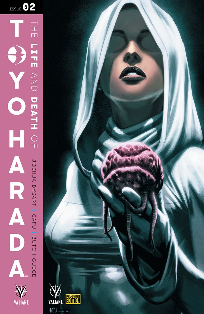 LifeDeathHarada02D ComicList Previews: THE LIFE AND DEATH OF TOYO HARADA #2