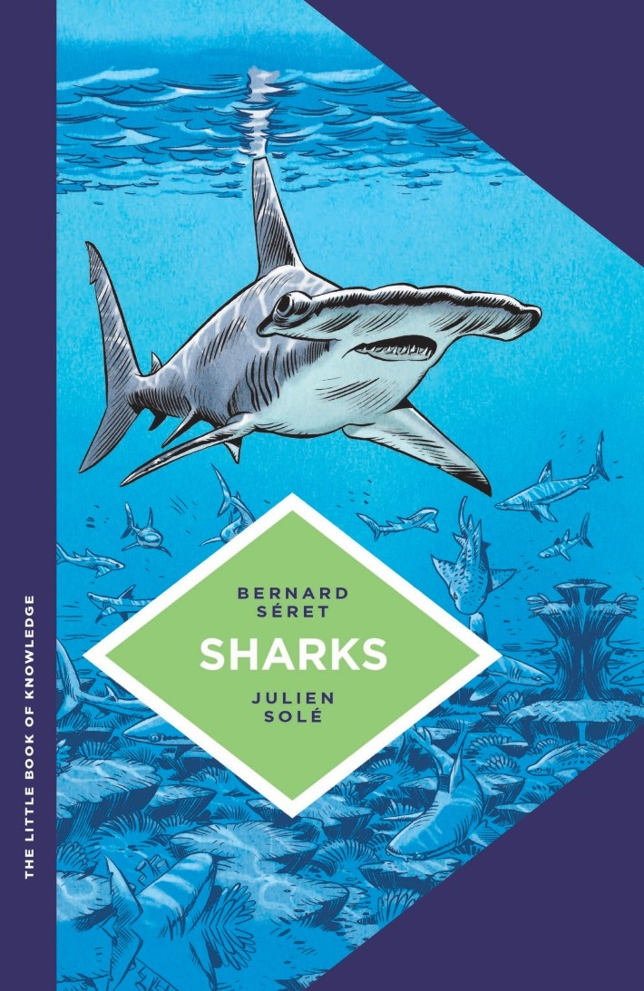 LittleBookOfKnowledge_Shark-pr-1 ComicList Previews: THE LITTLE BOOK OF KNOWLEDGE SHARKS HC