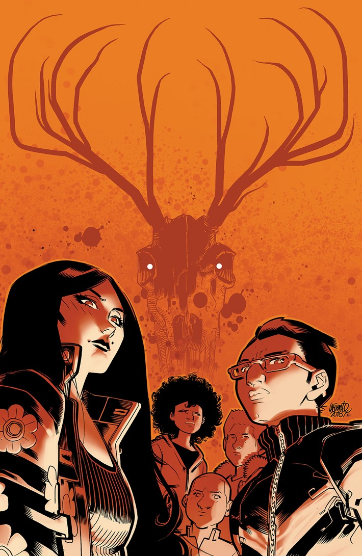 LowRoadWest_001_B_Variant ComicList Previews: LOW ROAD WEST #1