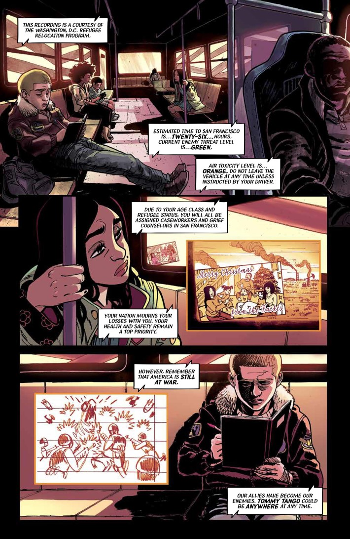 LowRoadWest_001_PRESS_6 ComicList Previews: LOW ROAD WEST #1