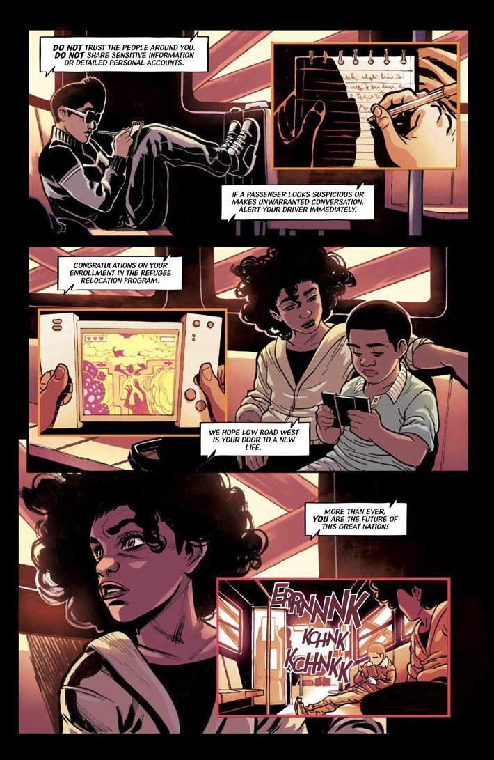 LowRoadWest_001_PRESS_7 ComicList Previews: LOW ROAD WEST #1