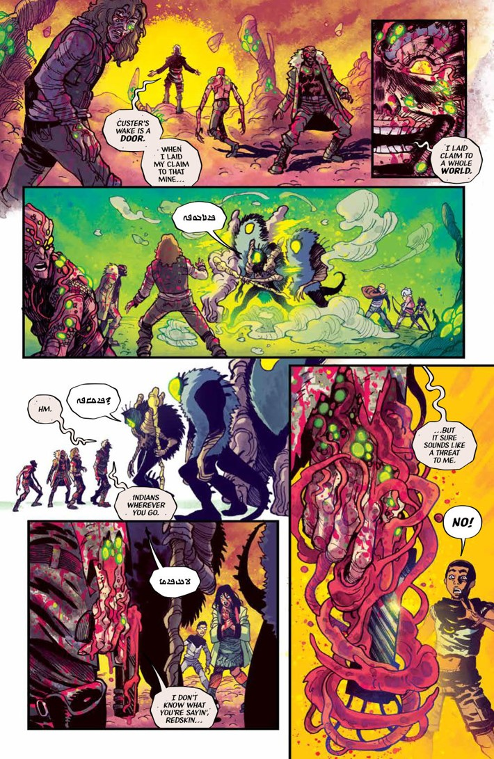 LowRoadWest_005_PRESS_7 ComicList Previews: LOW ROAD WEST #5