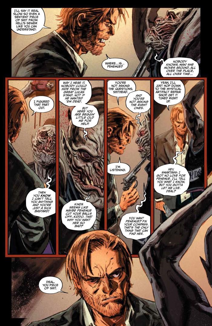 LucasStand_InnerDemons_001_PRESS_5 ComicList Previews: LUCAS STAND INNER DEMONS #1