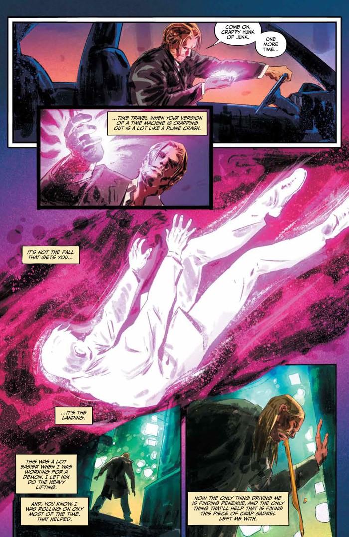 LucasStand_InnerDemons_001_PRESS_6 ComicList Previews: LUCAS STAND INNER DEMONS #1