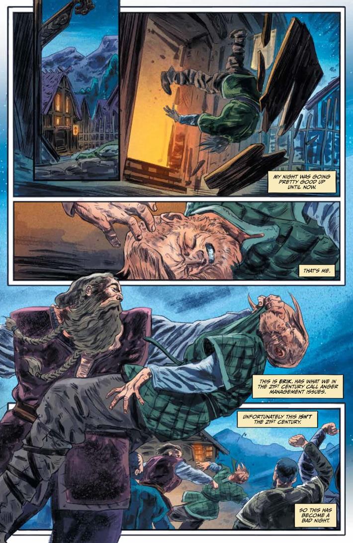 LucasStand_InnerDemons_002_PRESS_3 ComicList Previews: LUCAS STAND INNER DEMONS #2