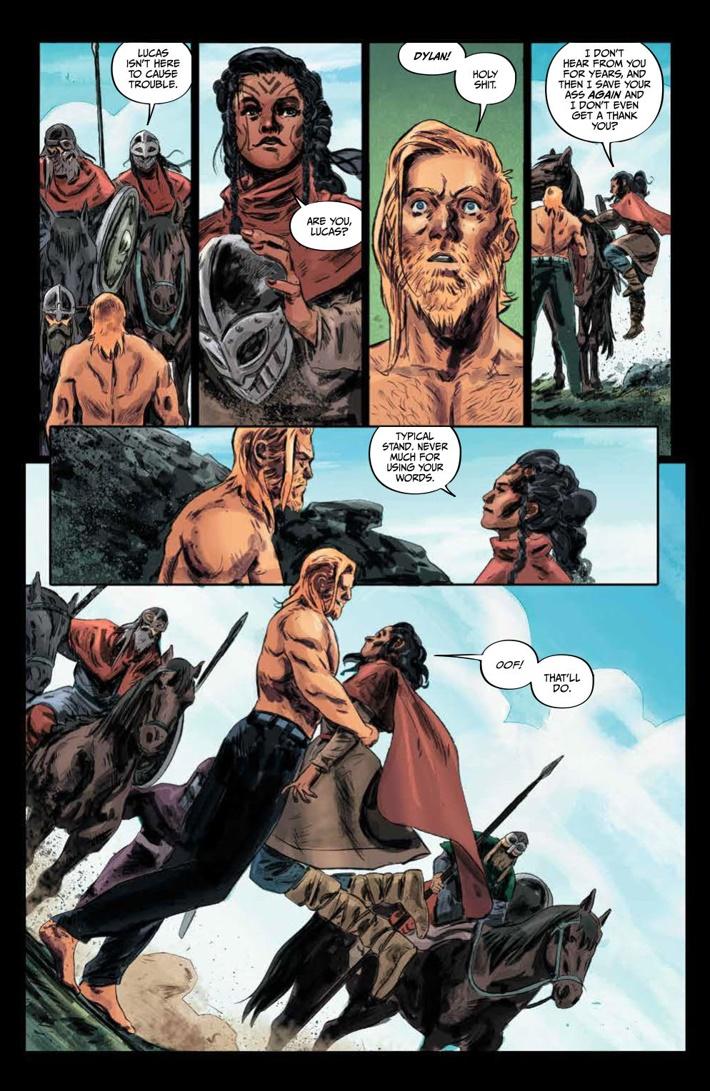 LucasStand_InnerDemons_002_PRESS_5 ComicList Previews: LUCAS STAND INNER DEMONS #2