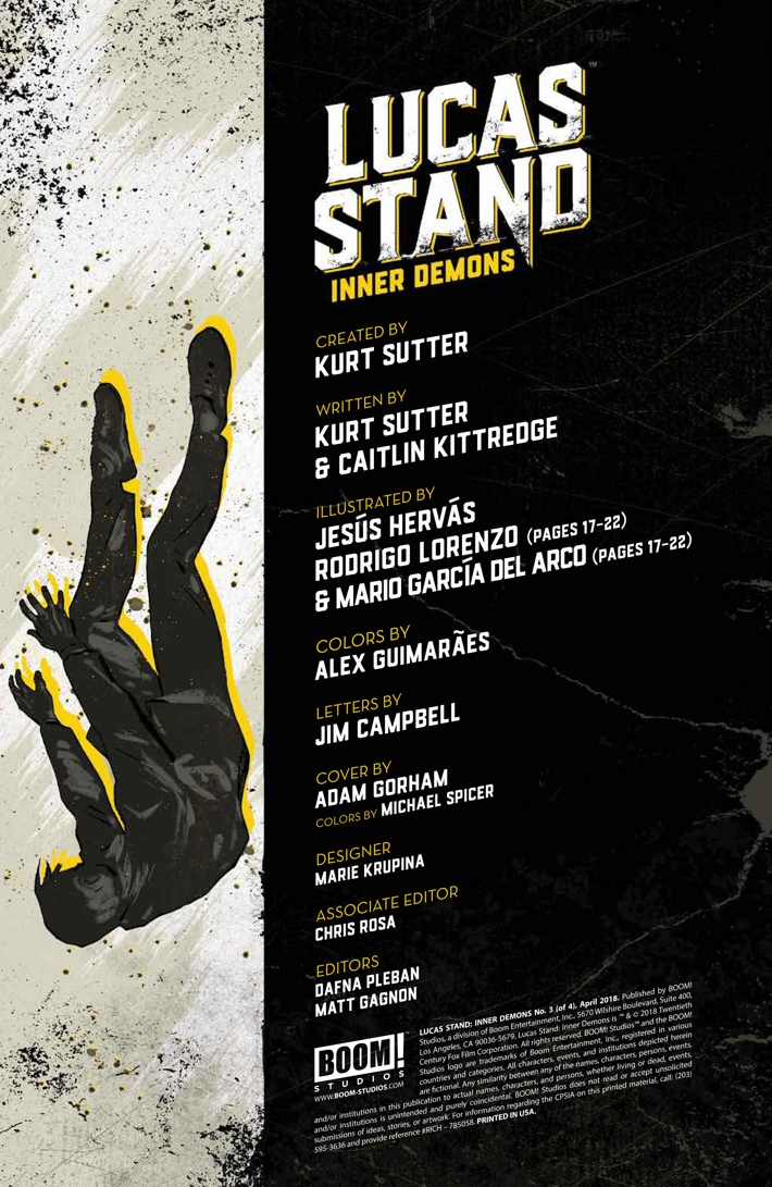 LucasStand_InnerDemons_003_PRESS_2 ComicList Previews: LUCAS STAND INNER DEMONS #3
