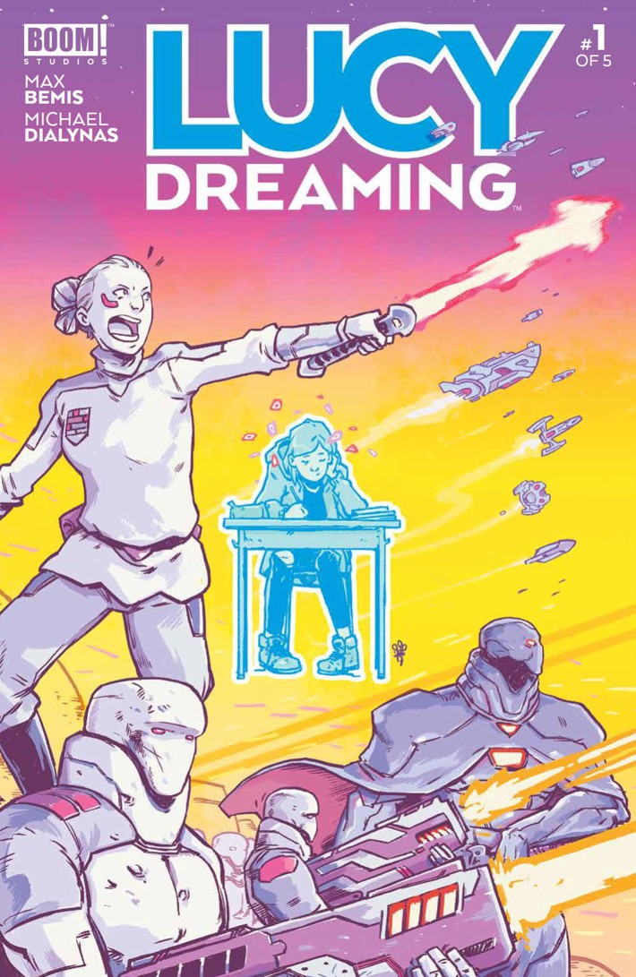 LucyDreaming_001_PRESS_1 ComicList Previews: LUCY DREAMING #1