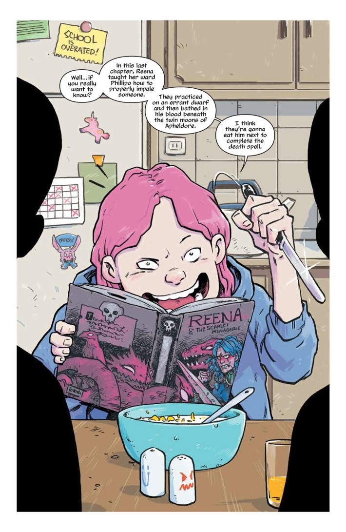 LucyDreaming_001_PRESS_3 ComicList Previews: LUCY DREAMING #1